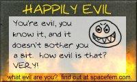 Happily Evil