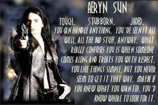 Aeryn Sun